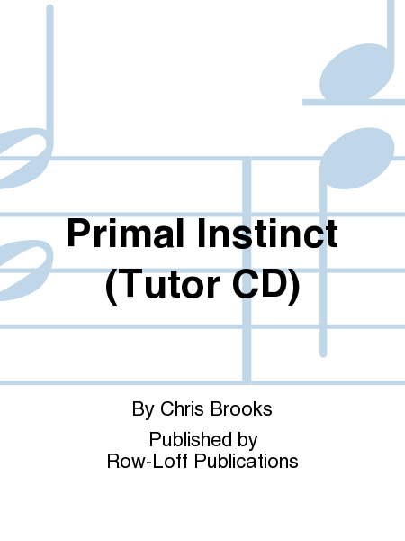 Primal Instinct (Tutor CD)