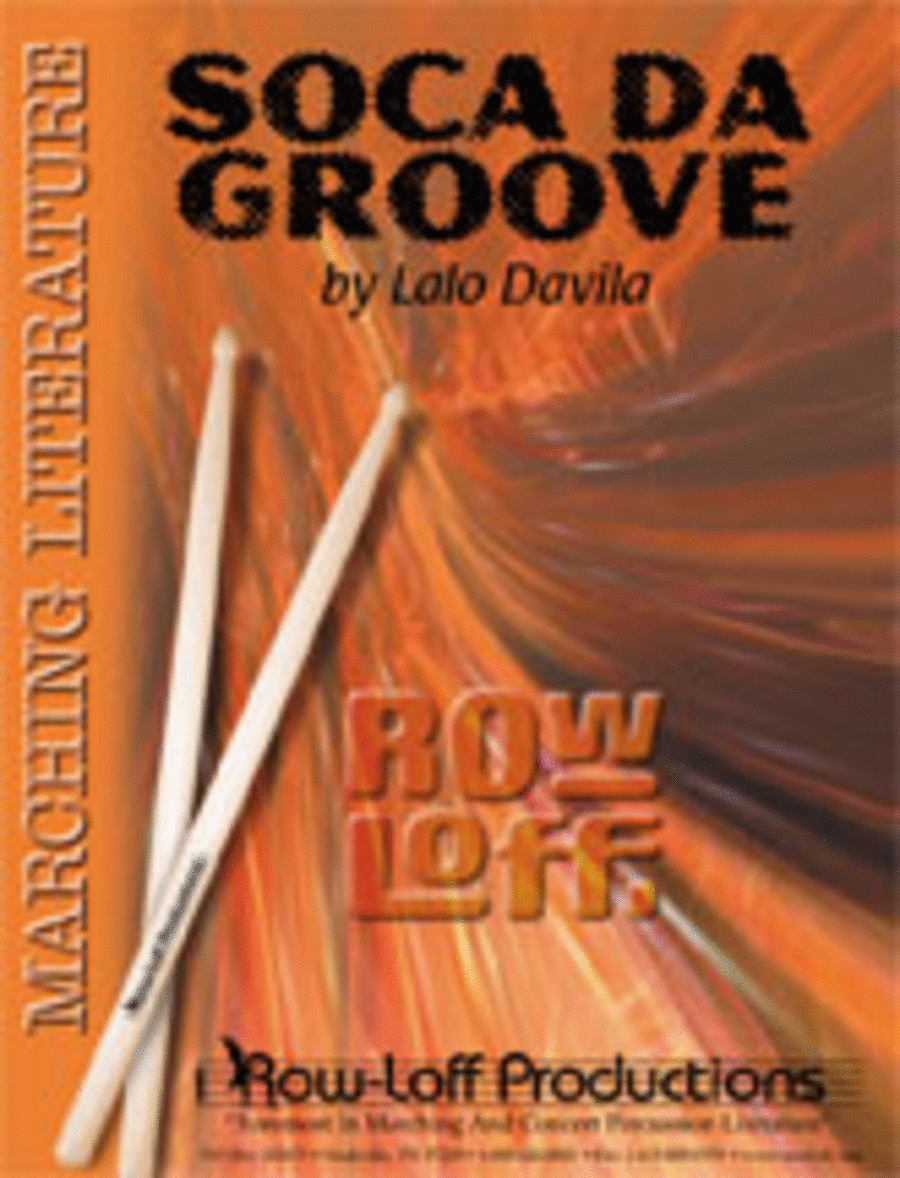 Soca da Groove (with Tutor CD)