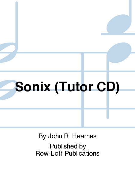 Sonix (Tutor CD)