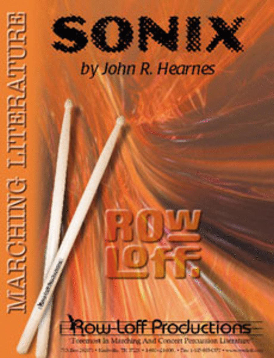 Sonix (with Tutor CD)
