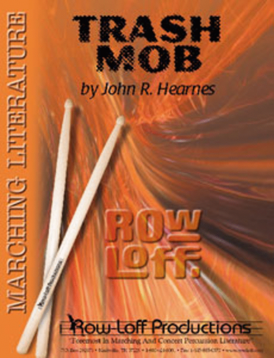 Trash Mob (with Tutor CD)