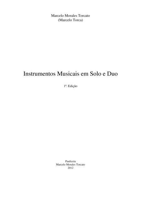 Instrumentos Musicais em Solo e Duo