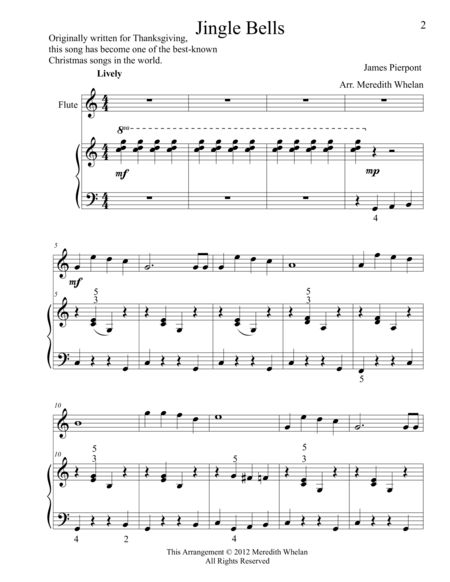 Download Christmas Duets For Violin & Piano: Jingle Bells Sheet ...