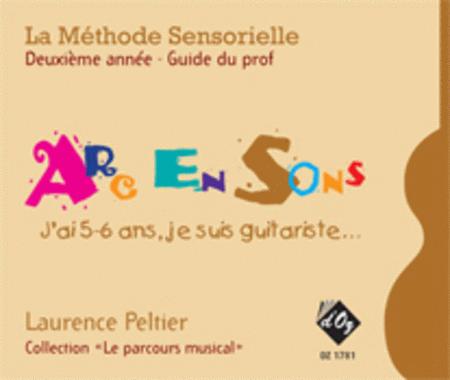 La methode sensorielle, 2e annee, Guide du prof