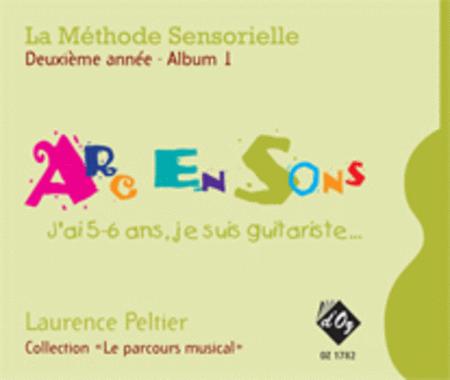 La methode sensorielle, 2e annee, Album 1