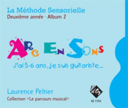 La methode sensorielle, 2e annee, Album 2