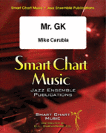 Mr. GK (score and parts)