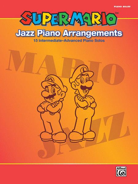 Super Mario Jazz Piano Arrangements