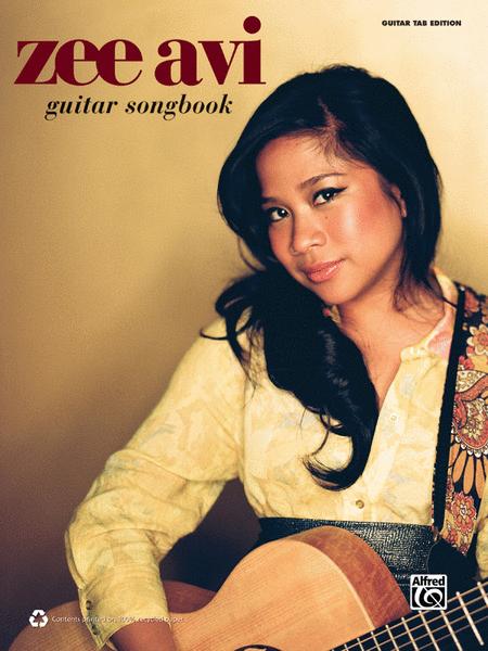The Zee Avi Guitar Songbook Sheet Music By Zee Avi - Sheet Music Plus