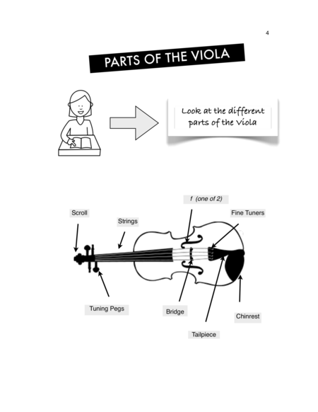 Easy Duos for Violas in First Position