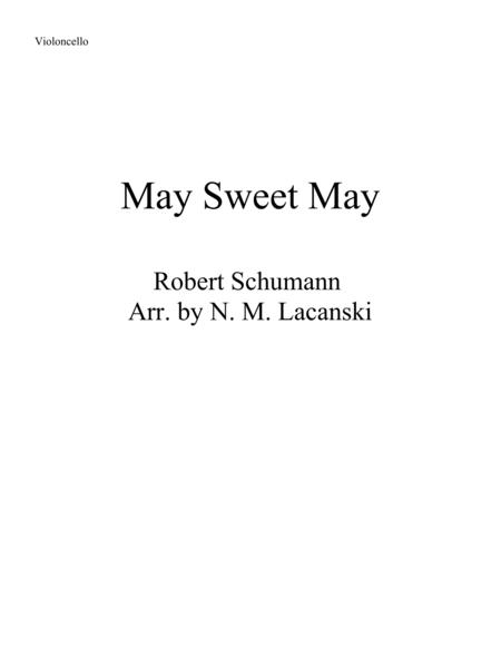 May Sweet May