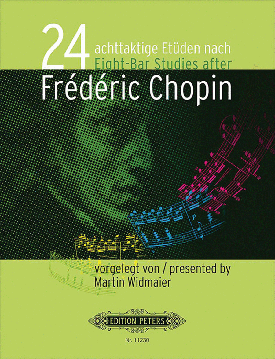 24 eight-measure Studies after Frederic Chopin