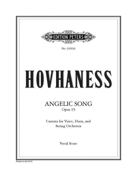 Angelic Song Op.19 (1947)