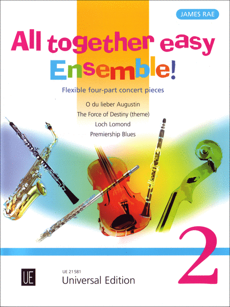 All Together Easy Ensemble! Vol.2