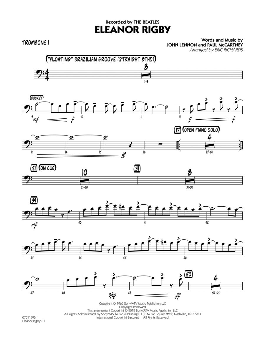 Eleanor Rigby - Trombone 1