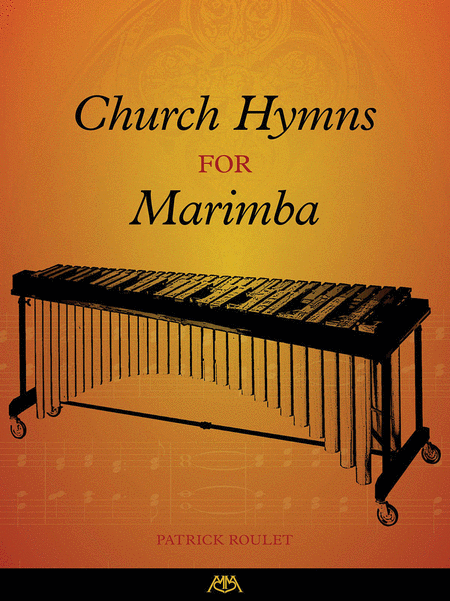 Church Hymns for Marimba