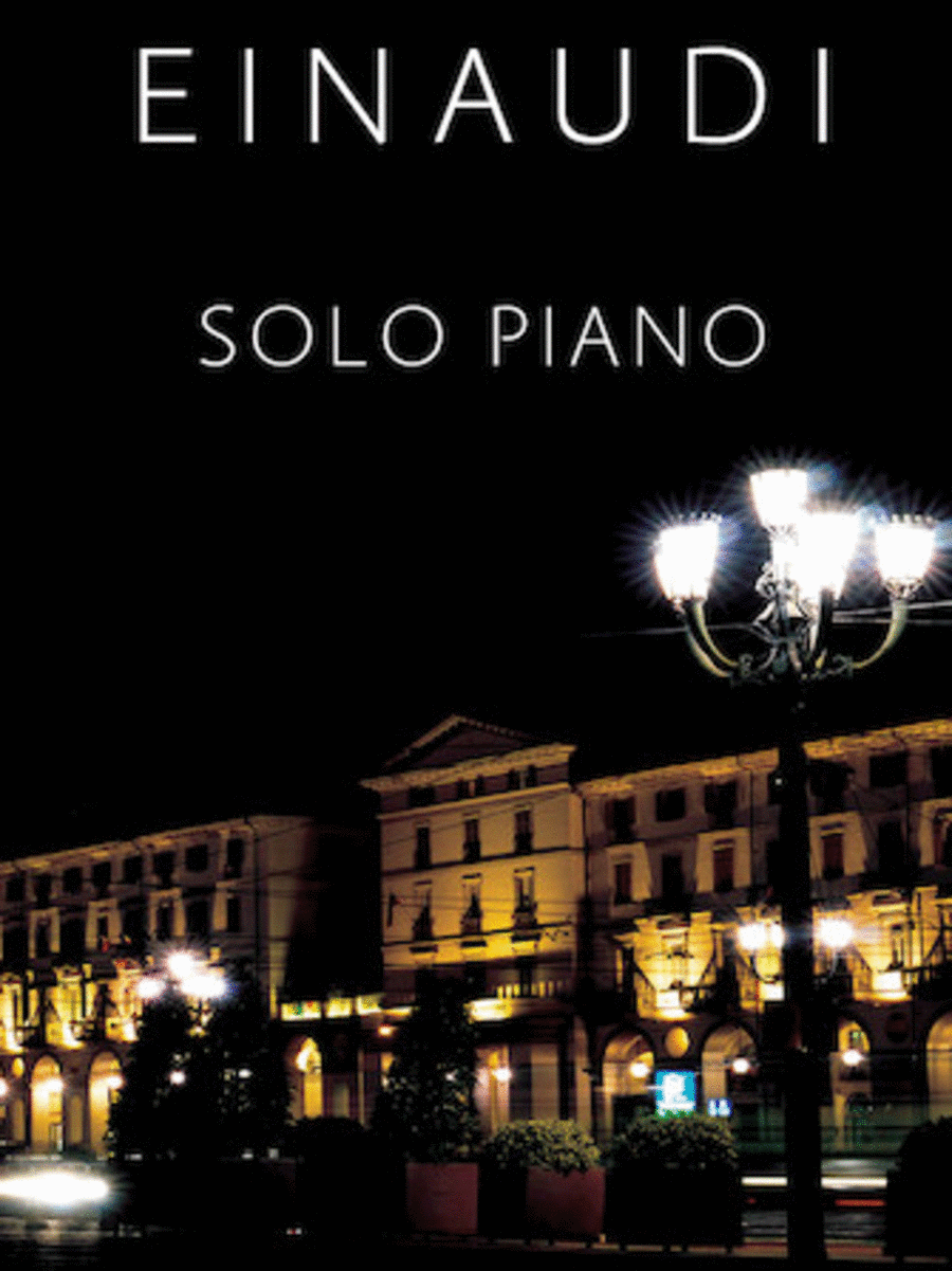 Ludovico Einaudi - Solo Piano