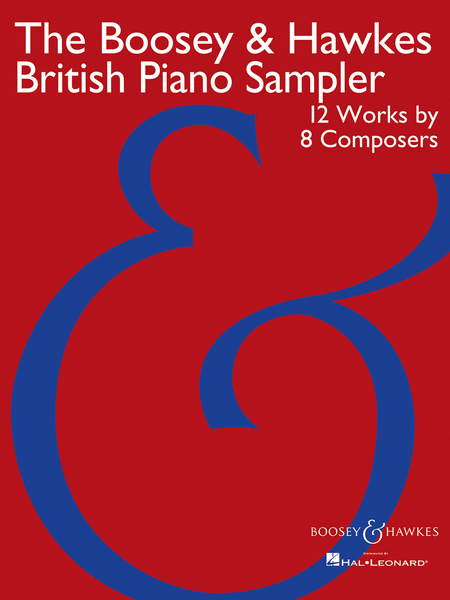 The Boosey & Hawkes British Piano Sampler