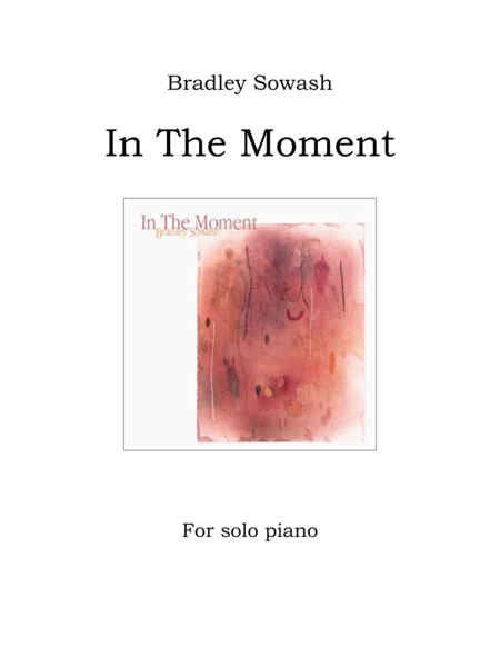 In the Moment Book - Advanced Intermediate Solo Piano