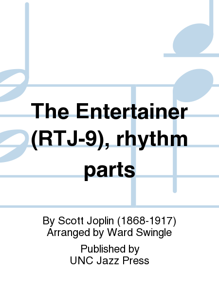 The Entertainer (RTJ-9), rhythm parts