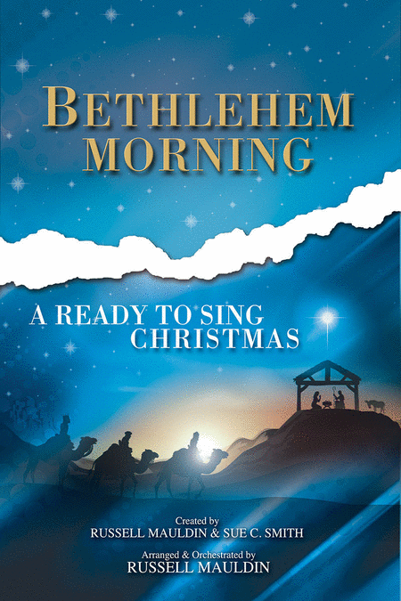 Ready To Sing Bethlehem Morning (Choral Book)
