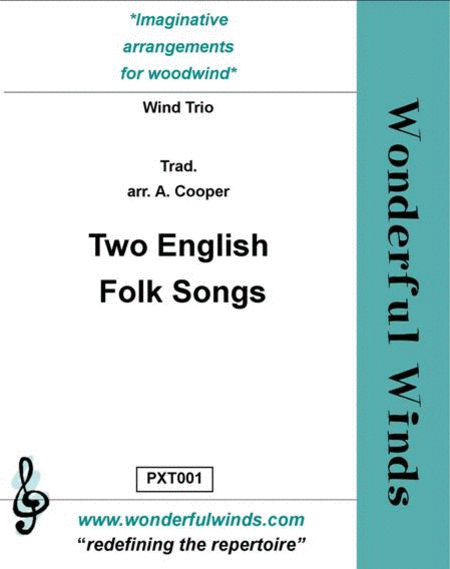 Two English Folk Songs