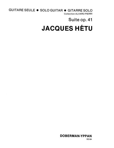 Suite op. 41