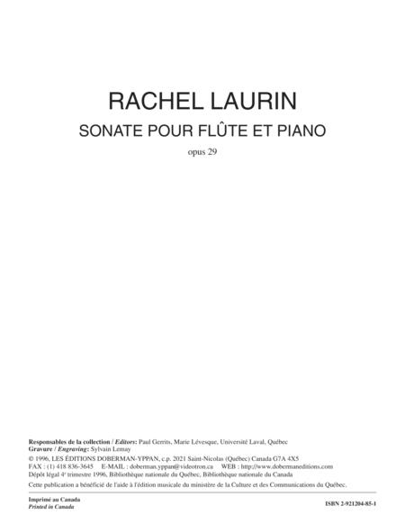 Sonate op. 29