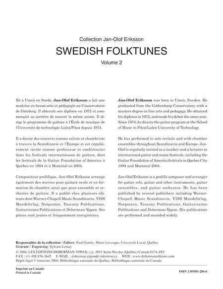 Swedish Folktune, vol. 2