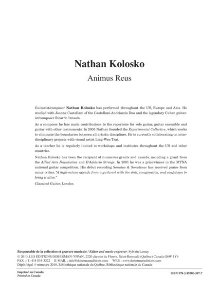 Animus Reus