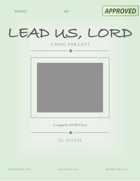 Lead Us, Lord