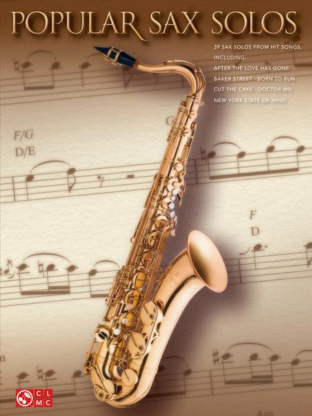 Popular Sax Solos