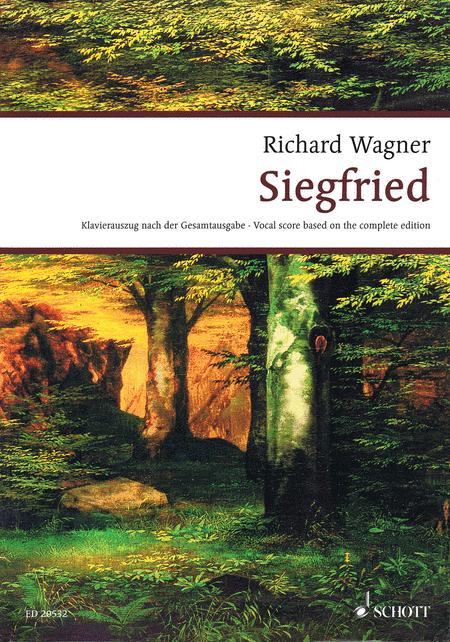 Siegfried WWV 86 C