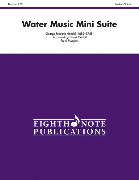 Water Music Mini Suite