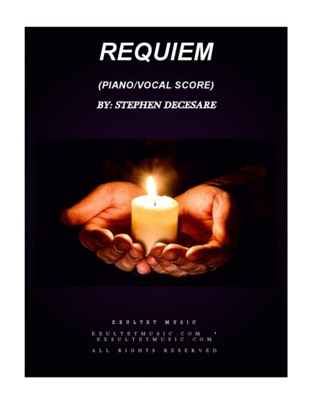 Requiem (Piano/Vocal Score)