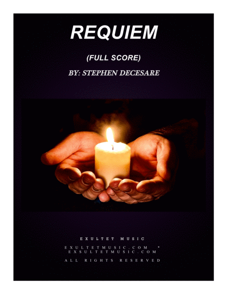 Requiem (Full Score)