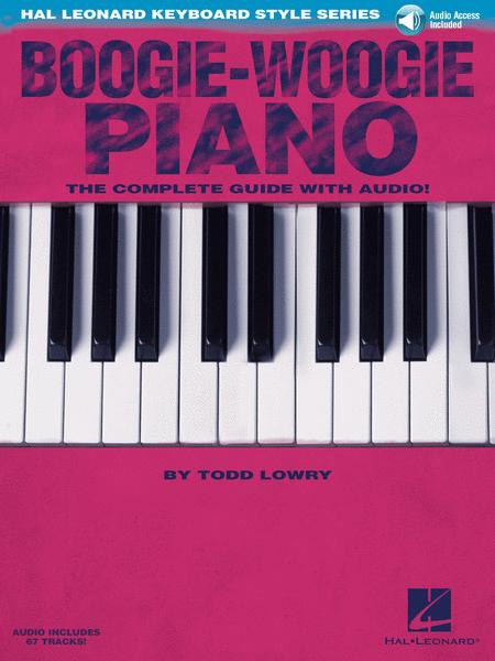 Boogie-Woogie Piano