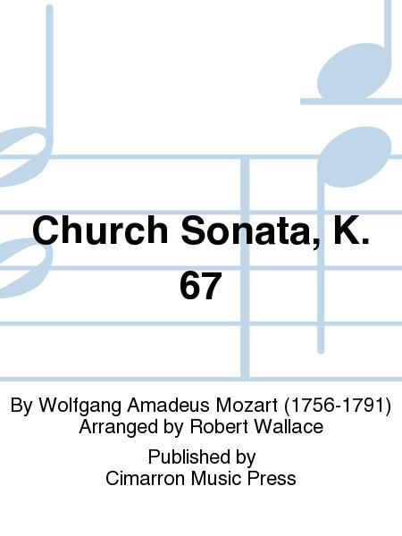 Church Sonata, K. 67