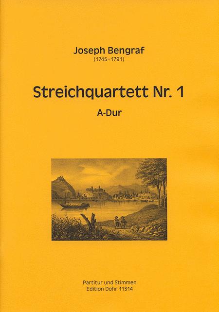 Streichquartett Nr. 1 A-Dur