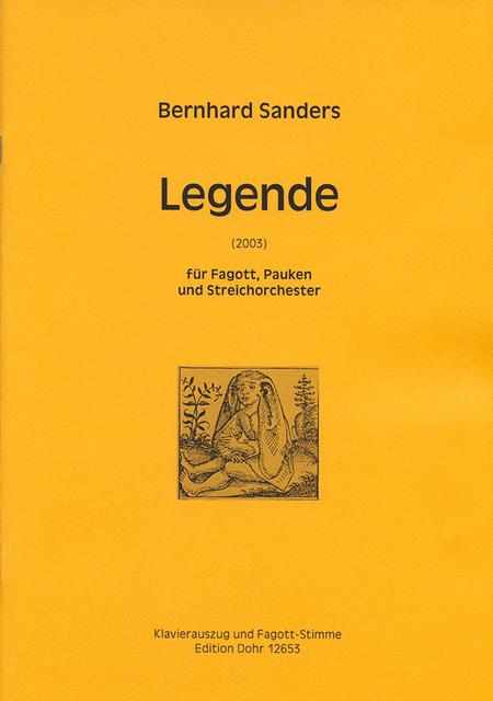 Legende fur Fagott, Pauken und Streichorchester (2003)