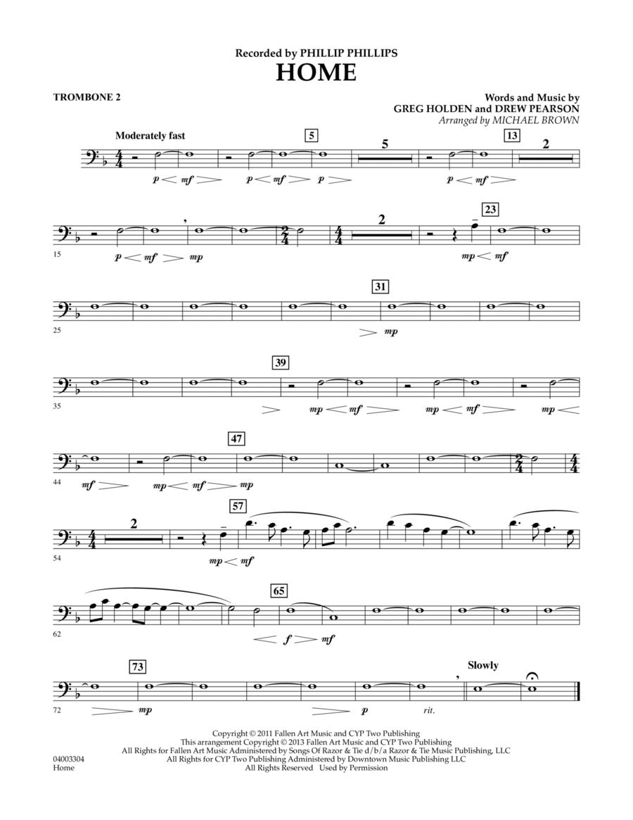 Home - Trombone 2