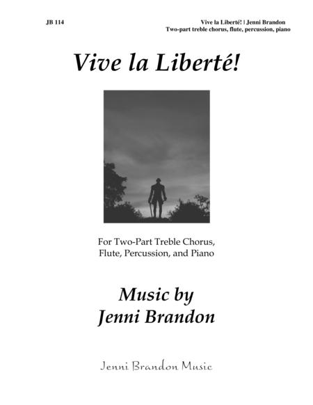 Vive la Liberté!