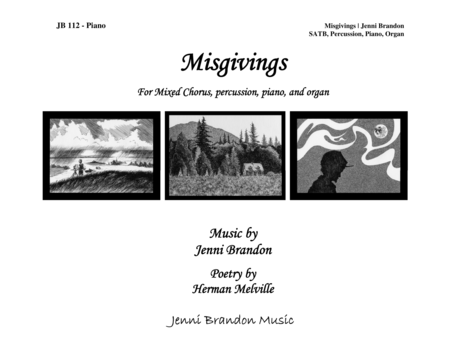 Misgivings - Piano Score