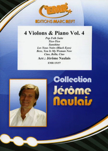4 Violons & Piano Vol. 4
