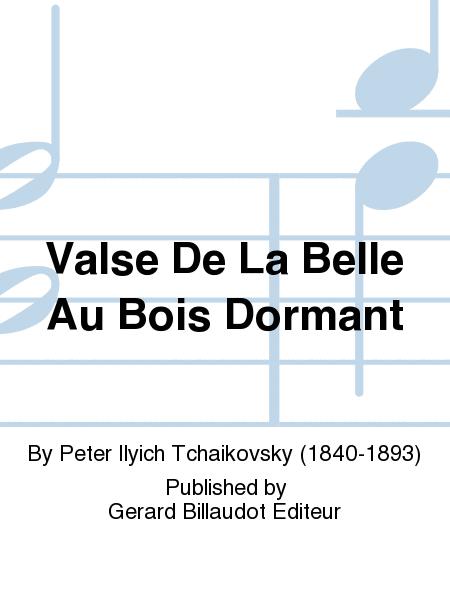 Valse De La Belle Au Bois Dormant