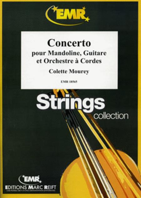 Concerto pour Mandoline, Guitare et Orchestre
