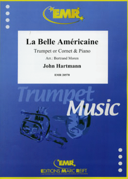 la belle americaine sheet music by john hartmann sheet. Black Bedroom Furniture Sets. Home Design Ideas