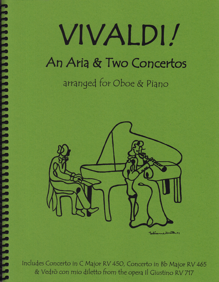 Vivaldi! An Aria and Two Concertos