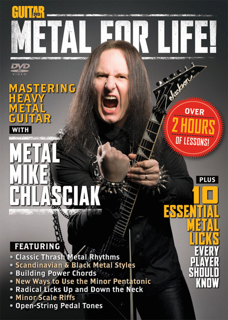 Guitar World -- Metal for Life!