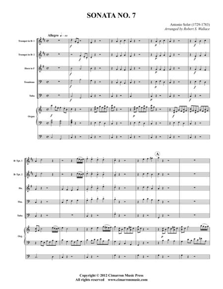 Sonata No. 7